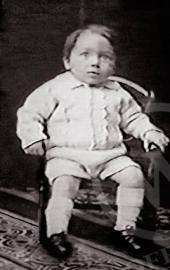 1927 Roubaix - Georges à 2 ans